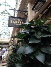 Barker Coffee at Castle Arcade