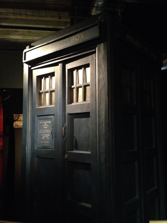 Yes, it's a Tardis