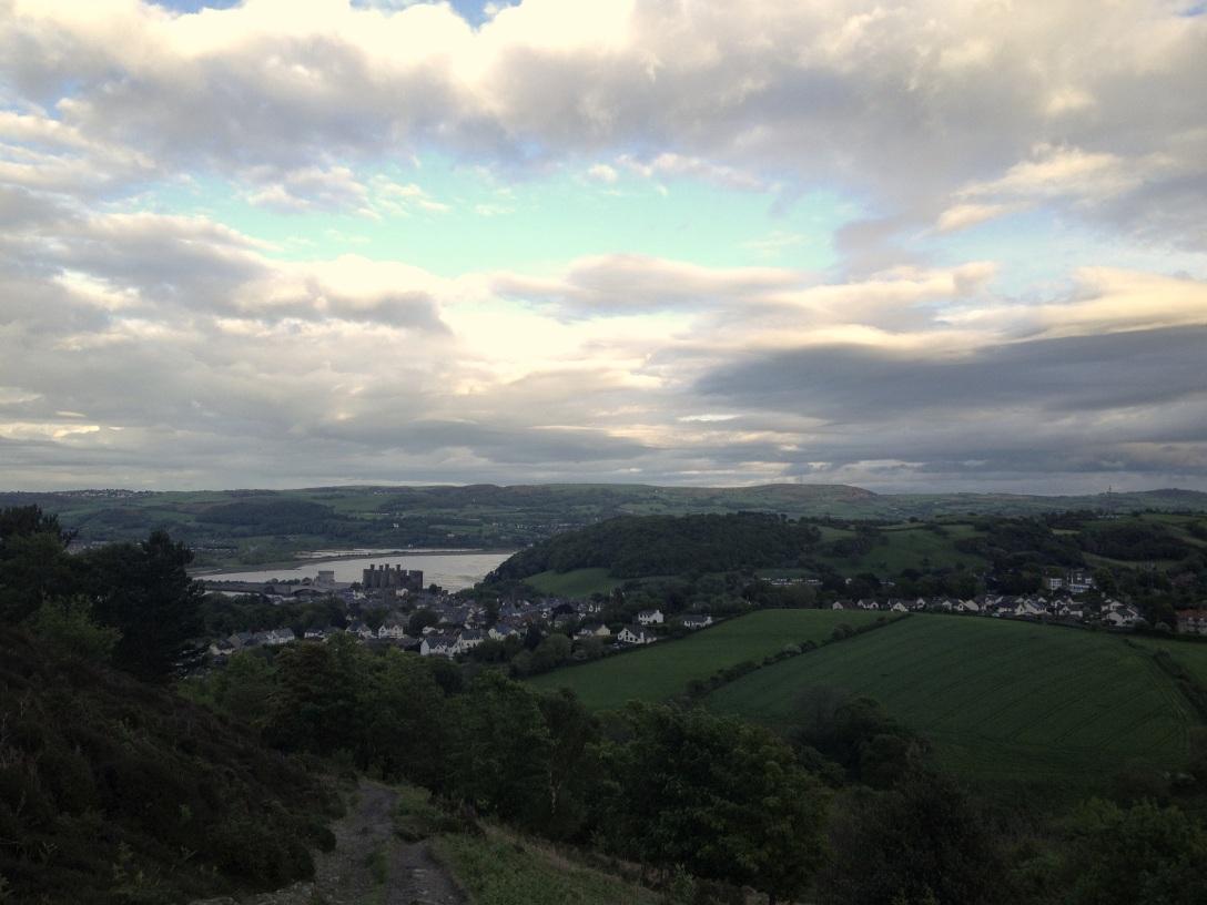 Conwy Valley - Conwy Castle