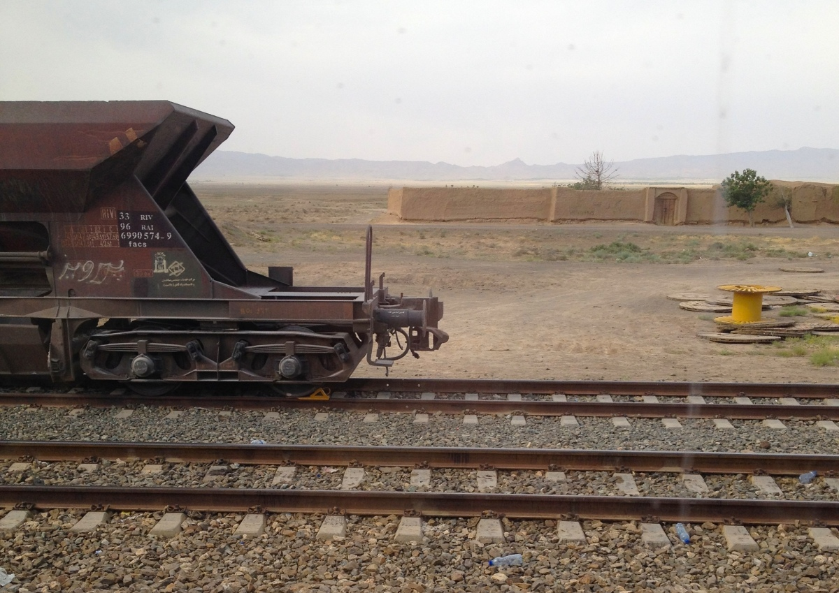 Train to Tehran 2