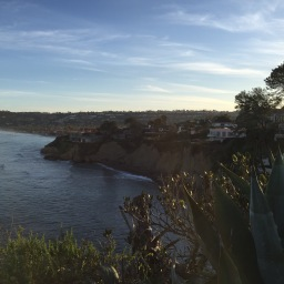 La Jolla Coast Walk Trail