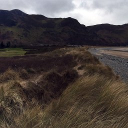 Wales Coast Path: Conwy Beach