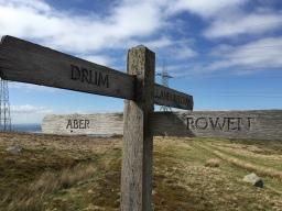 Pilgrim's Way: Day 1 (Rowen to Abergwyngregyn)