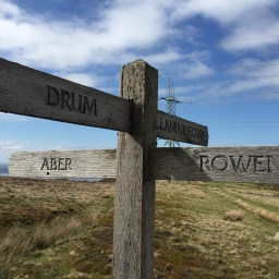 Pilgrim's Way: Day 1 (Rowen to Abergwyngregyn)