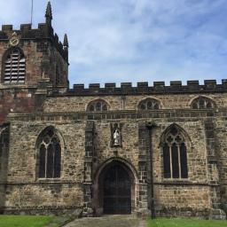 Pilgrim's Way: Day 3 (Penrhyn Castle to Tregarth)